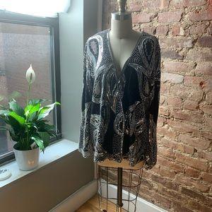 Virgos Lounge Sequined Jacket